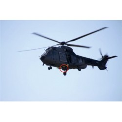Microflown AVISA Gunshot Detection for Helicopters