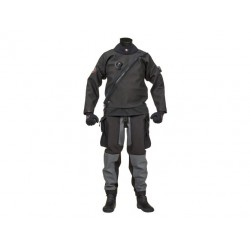 Ursuit Softdura Black Dry Suit
