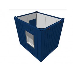 Accomodation container 10ft