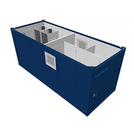 Sanitary container 20ft