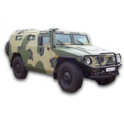 Armoured Personnel Carrier - VEPER-6