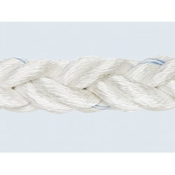 "Mooring line - ""SuperLeoMix"" High Strengt Polypropylene/polyester (60:40)"