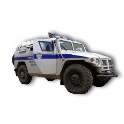 Armoured Law Enforcement Vehicle - VEPER-6