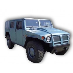 Armoured Private Security Vehicle - VEPER-6