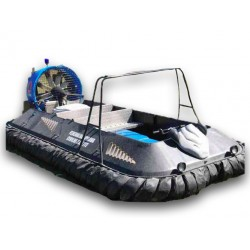 Hov Pod Hovercraft (7seater) Carbon Infinity 120HP Turbo