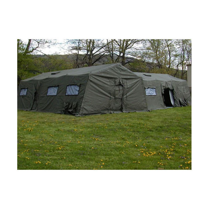 Eureka! military tent and shelter systems MSS Defence
