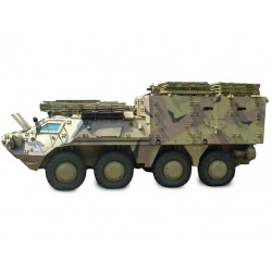BTR-4KSH - Command and Staff Vehicle APC