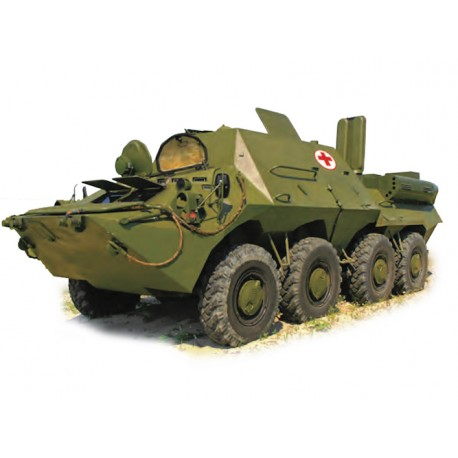 BTR-3S - Armoured Medical Vehicle