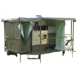 SERT - Life Camp - Multipurpose Trailer RMS 30