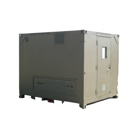 SERT - Catering - Kitchen Container CC 100