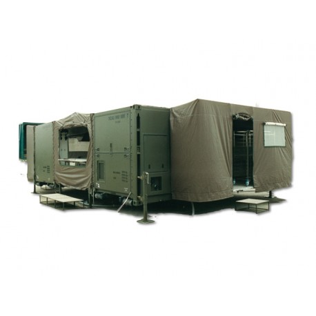 SERT - Catering - Containerized Catering Unit ELC 1000