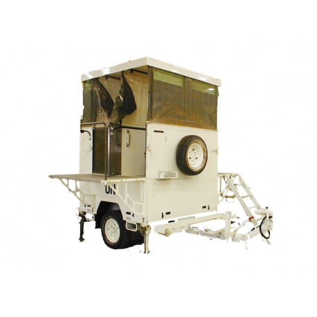 SERT - Sanitation - Hygiene Trailer RS 2500