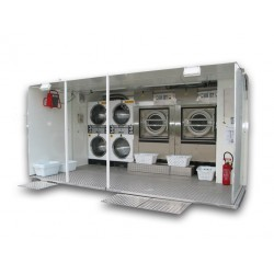 SERT - Sanitation - Laundry Container CB 1000