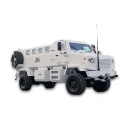 KRAZ SHREK ONE - MRAPV - Mine Resistant Ambush Protected Vehicle