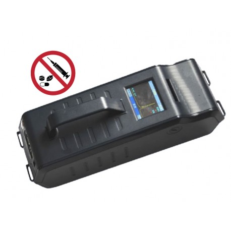 Narcotics Tracer - Handheld Trace Detector