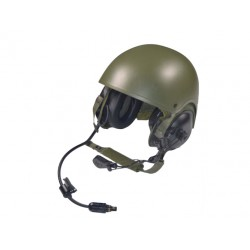 Helmet Headset - Combat Vehicle Crewman