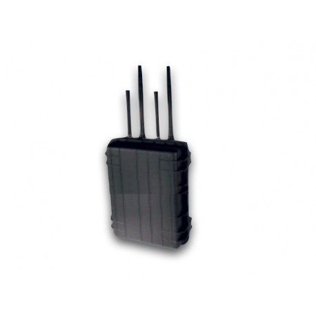 80W Mobile Phone Jammer