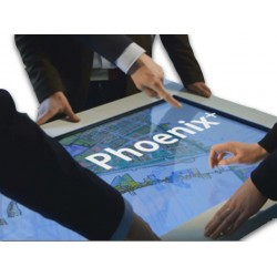 Geodan - Phoenix - Touch Table Application