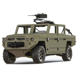 Defenture Vector Lightweight Tactical Vehicle