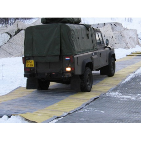 RVM - Light Trackway