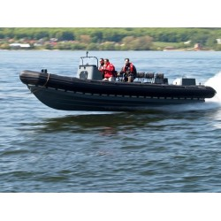 33ft RIB Patrol Police Rescue
