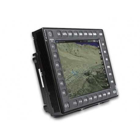 DRS - RW104 HD GVA Smart-Display