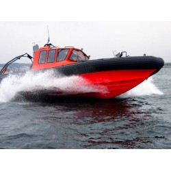 40ft RIB Patrol Police Rescue
