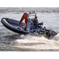 25ft RIB Patrol Police Rescue