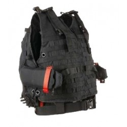 Drager Rescue and buoyancy vest