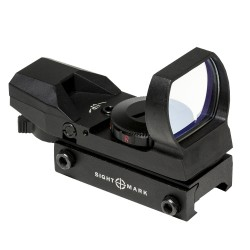 Sure Shot Reflex Sight Black