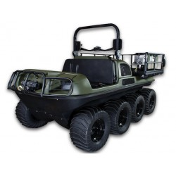 HIPPO-X Light Tactical Mobility Platform