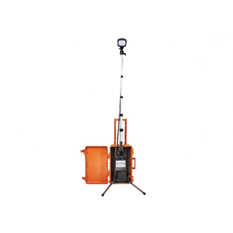Portable Emergency Standby Worklight Tower