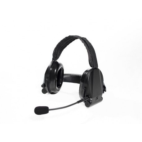 Military Noise Canceling Headset - Defenser DF-1