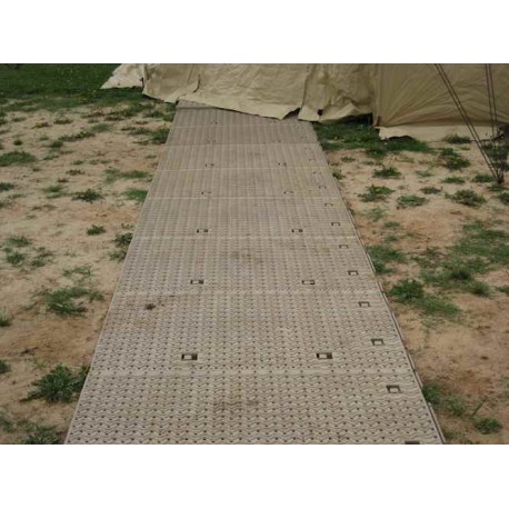 Bike Track 1-inch portable flooring