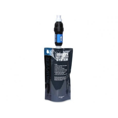 Sawyer Miniature Water-Filtration System