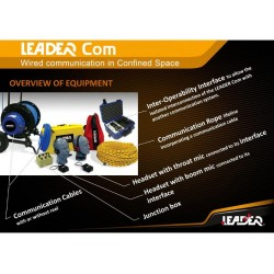 Leader Com Confined Space Communication